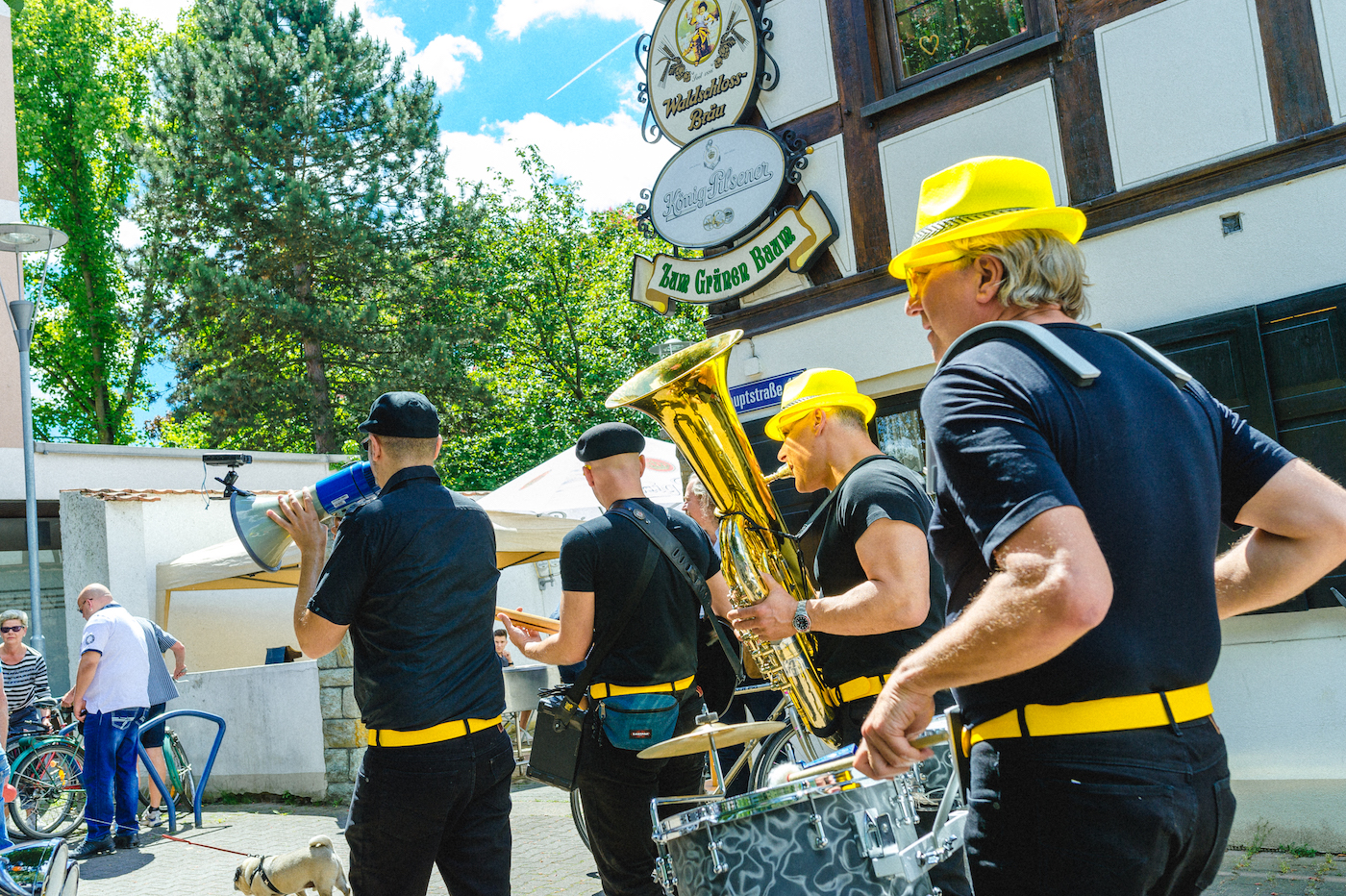 Partyband Darmstadt